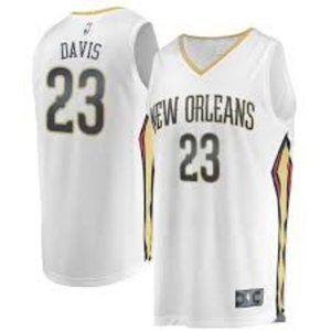 Fanatics Licensed New Orleans Jersey Anthony Davis